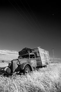 Abandoned Truck by Jim Corwin