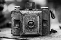 Antique Camera by Jim Corwin