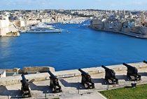 Grand Harbour, Valletta... 1 by loewenherz-artwork