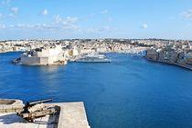 Grand Harbour, Valletta... 3 von loewenherz-artwork
