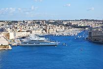 Grand Harbour, Valletta... 5 von loewenherz-artwork