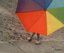Rain in colors by mik-goben