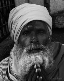 Holy Man by Nandan Nagwekar