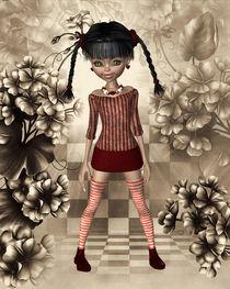 Blumengruss von Conny Dambach