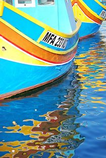 Marsaxlokk... 3 by loewenherz-artwork