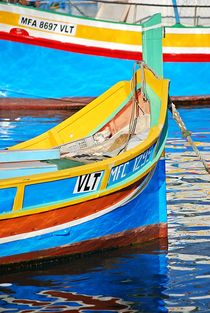 Marsaxlokk... 8 by loewenherz-artwork