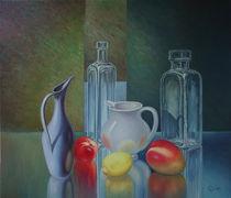 Still life 12 by Gyuri Lohmuller