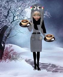 Kaffee? von Conny Dambach