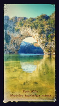 Pont d'Arc by fotoping