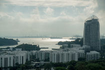 Singapore Harbour 3 von Hartmut Binder