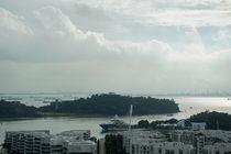 Singapore Harbour 4 von Hartmut Binder