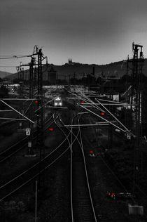 Darktrain von Kathrin Leffer