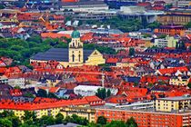 München von oben by kattobello