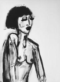 Portrait #2 von Constanze  Siebert