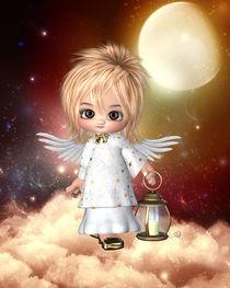 Engel in den Wolken von Conny Dambach