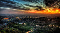 'Sunset in LA' by reisen-fotografie-blog