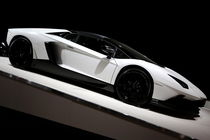 Lamborghini Aventador Roadster 50th Anniversary by dreamcars-photos