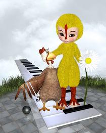 Chicken Friends von Conny Dambach