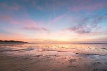 Pastell am Meer von Ulla Moswald