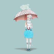 Girl with Umbrella von rebekka ivacson