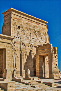 Philae Temple in Aswan von Andy Doyle
