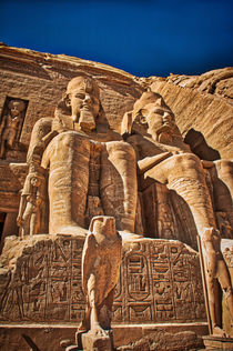 Abu Simbel by Andy Doyle