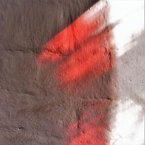 Schatten an der Wand by albfoto
