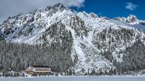 Mountain Hotel Popradske pleso by Tomas Gregor