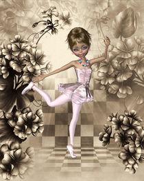 Ballerina von Conny Dambach