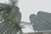 Twintowers 3, Kuala Lumpur von Hartmut Binder