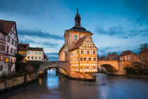 Town Hall of Bamberg by Michael Abid