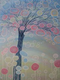 Seifenblasenbaum von Karin Fricke