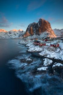 Hamnøy-Lofoten Sunrise by Thomas Fejeregyhazy