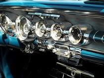 US-Autoklassiker Bonneville 1958 von Beate Gube