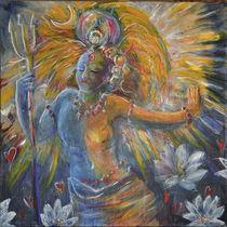 Shivashakti · Ardhanareeswara by Daniele Susanne Kinder-Walenta