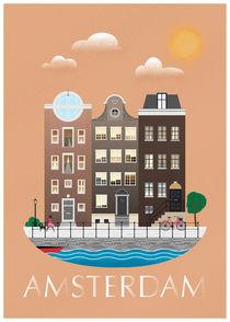 Amsterdam von Print Point