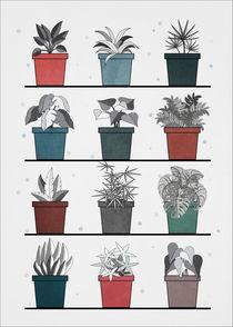 Plants von Print Point