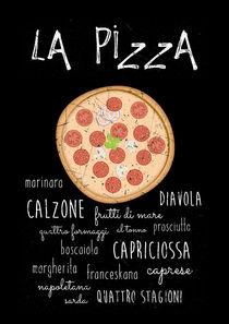 Pizza art von Print Point