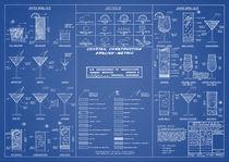 Cocktail chart von Print Point