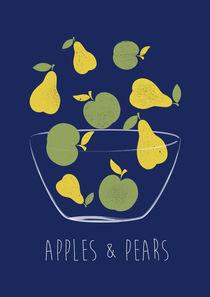 Apples and peers von Print Point