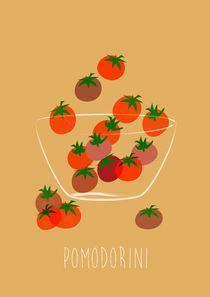 Tomatoes von Print Point