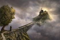 Über den Wolken by Simone Wunderlich