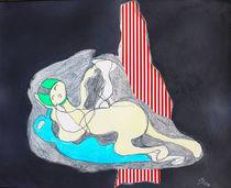 Die grüne Badekappe von Silke Günther