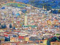 Fès, Marokko by Renée König