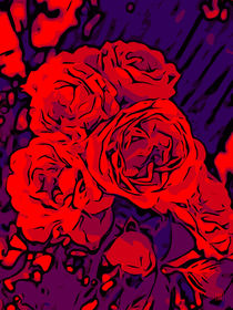 Red Roses von Robert H. Biedermann
