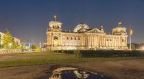 Reichstagsgebäude | Berlin von Thomas Keller