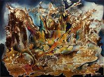 crumbling landscape von Wolfgang Schweizer