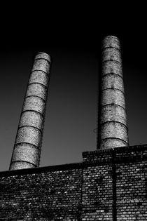 Fabrikschornsteine by Bastian  Kienitz