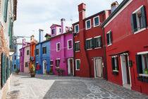Burano islan, Venice, Italy by Tania Lerro