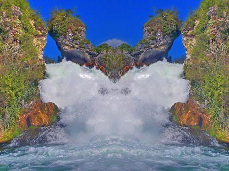 Rheinfall-hdr